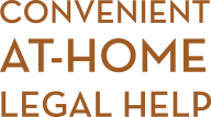 Convenient At Home Legal Help